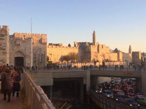 Jeruzalem, gouden stad
